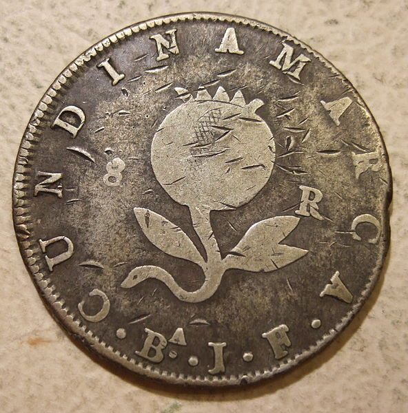File:COLOMBIA -8 REALES 1821 b - Flickr - woody1778a.jpg