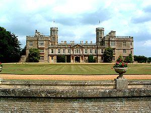 Castle Ashby House
