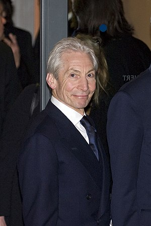 Charlie Watts, Opening of the 58th Berlin Inte...