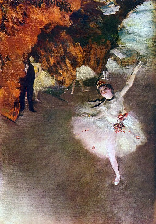 Edgar Germain Hilaire Degas 018