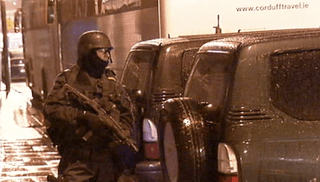 """The """"militarisation"""" of policing in Ireland. Not an Irish solution to an Irish problem!"""