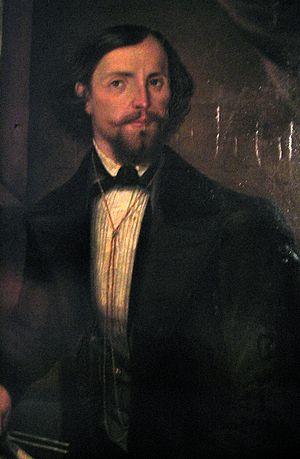 English: Gheorghe Ucenescu (1830 - 1896)
