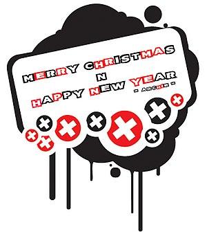 English: merry christmas