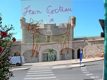 Lëtzebuergesch: De Musée Jean Cocteau zu Mento...