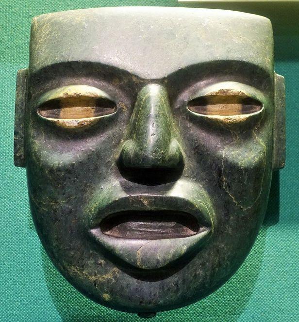 Penn Museum - Greenstone Mask