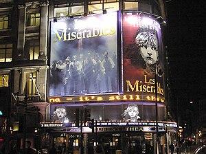 Queens Theatre, 51 Shaftesbury Avenue, London,...