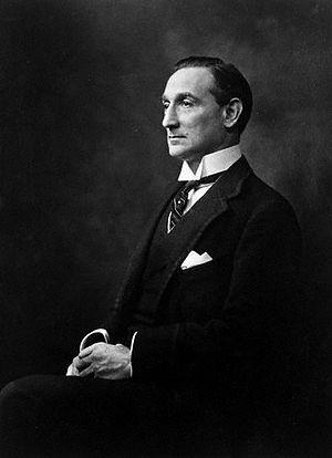 English: Portrait od Rufus Isaacs, 1st Marques...