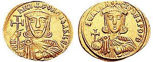 Solidus-Nicephorus I and Staraucius-sb1604.jpg