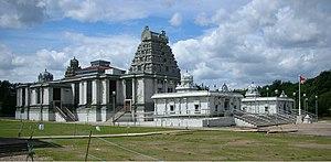 English: The Tividale Tirupathy Balaji Temple ...