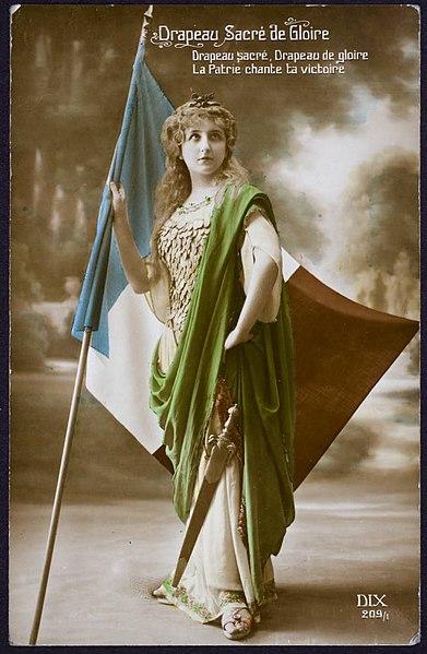 El nacionalismo en la historia se envuelve siempre en una bandera