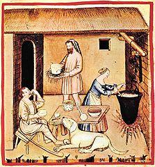 Fabricación del queso
