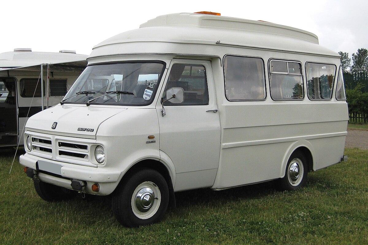 Bedford Dormobile Wikipedia