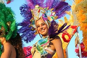 Carnaval in Managua, Nicaragua 2007