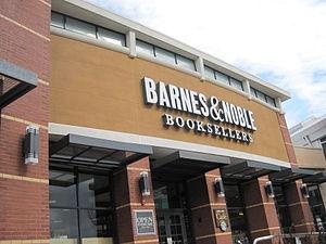 Barnes & Noble at The Shops at Tanforan mall i...