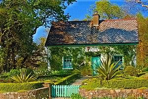 Glenveagh National Park - Gardener's cottage A...