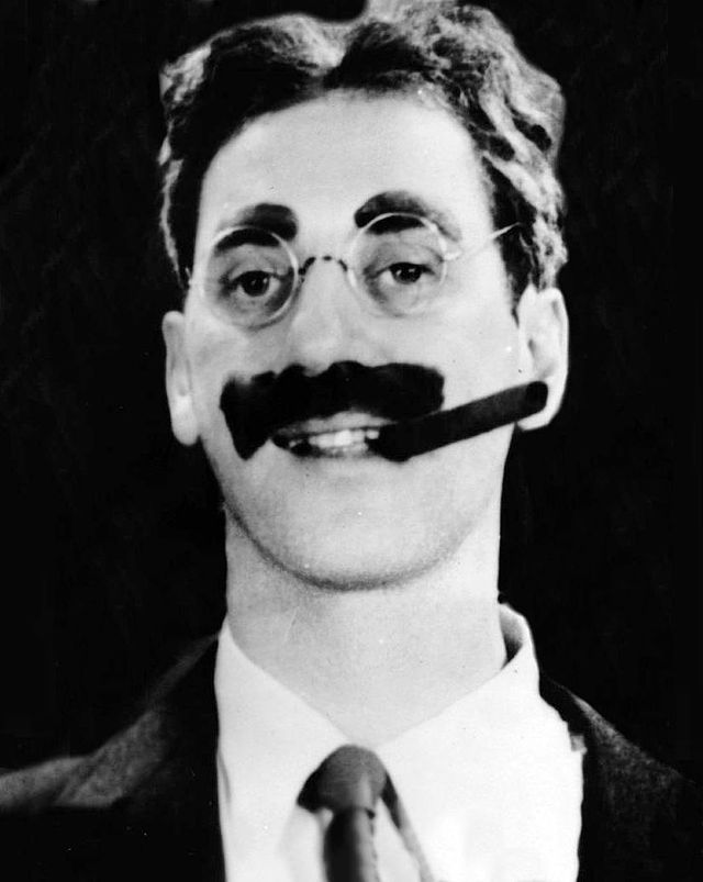 GROUCHO INSIDE