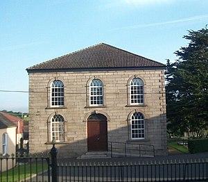 English: Hilltown Presbyterian Church This Pre...