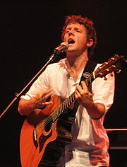 Jason Mraz, courtesy of wikipedia