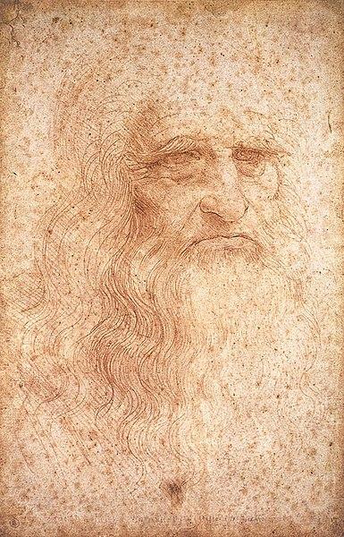 File:Leonardo da Vinci - presumed self-portrait - WGA12798.jpg