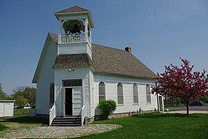 The Monclova Country Church.