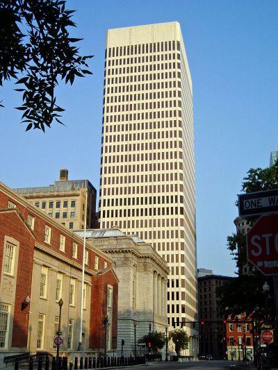 One Financial Plaza (Providence) - Wikipedia