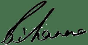 English: Rihanna's signature