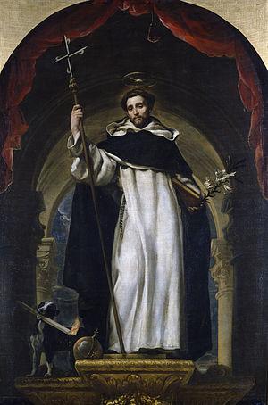 Saint Dominic of Guzman, by Claudio Coello, Mu...