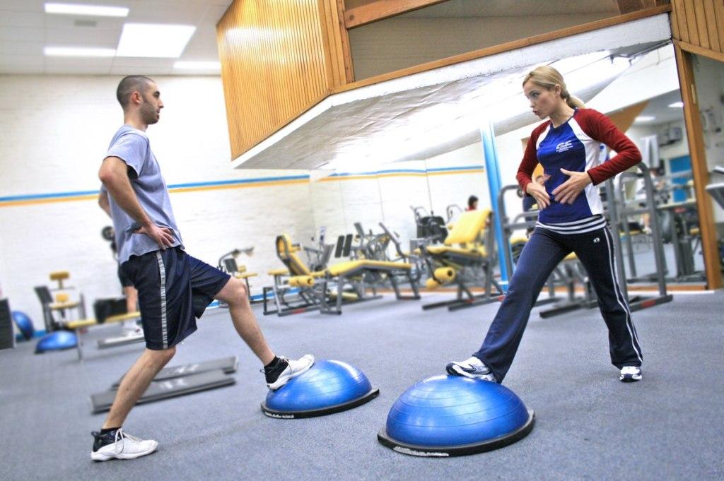 Personal Trainer Wikipedia