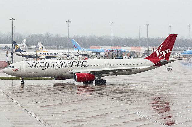 "Virgin Atlantic boss Steve Ridgeway stated: ""We'll put in some of the twists that people know and love"""