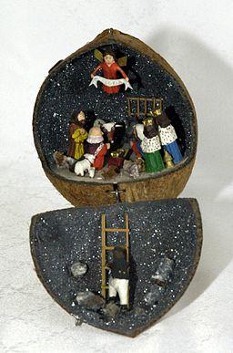 Weihnachskrippe