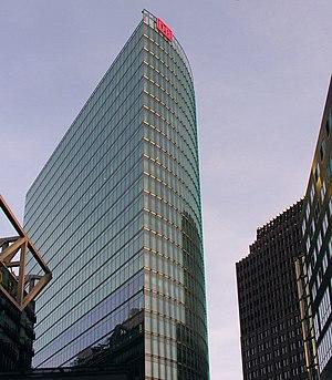 Deutsch: Berlin am Potsdamer Platz Sony-Center...