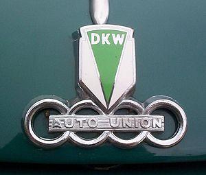 DKW Auto Union logotype