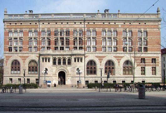 Samhällsvetenskapliga biblioteket 2011