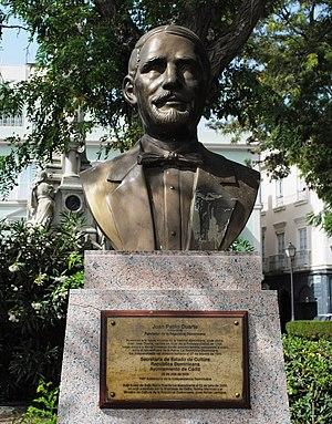 Juan Pablo Duarte, Cádiz