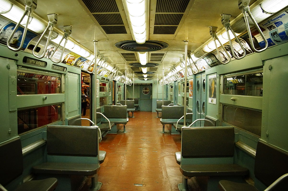 R11R34 New York City Subway Car Wikipedia