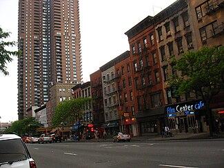 Manhattan Plaza Wikipedia The Free Encyclopedia