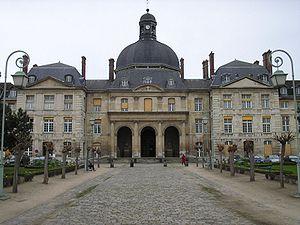 Photo of the Chapel at the Pitié-Salpêtrière H...