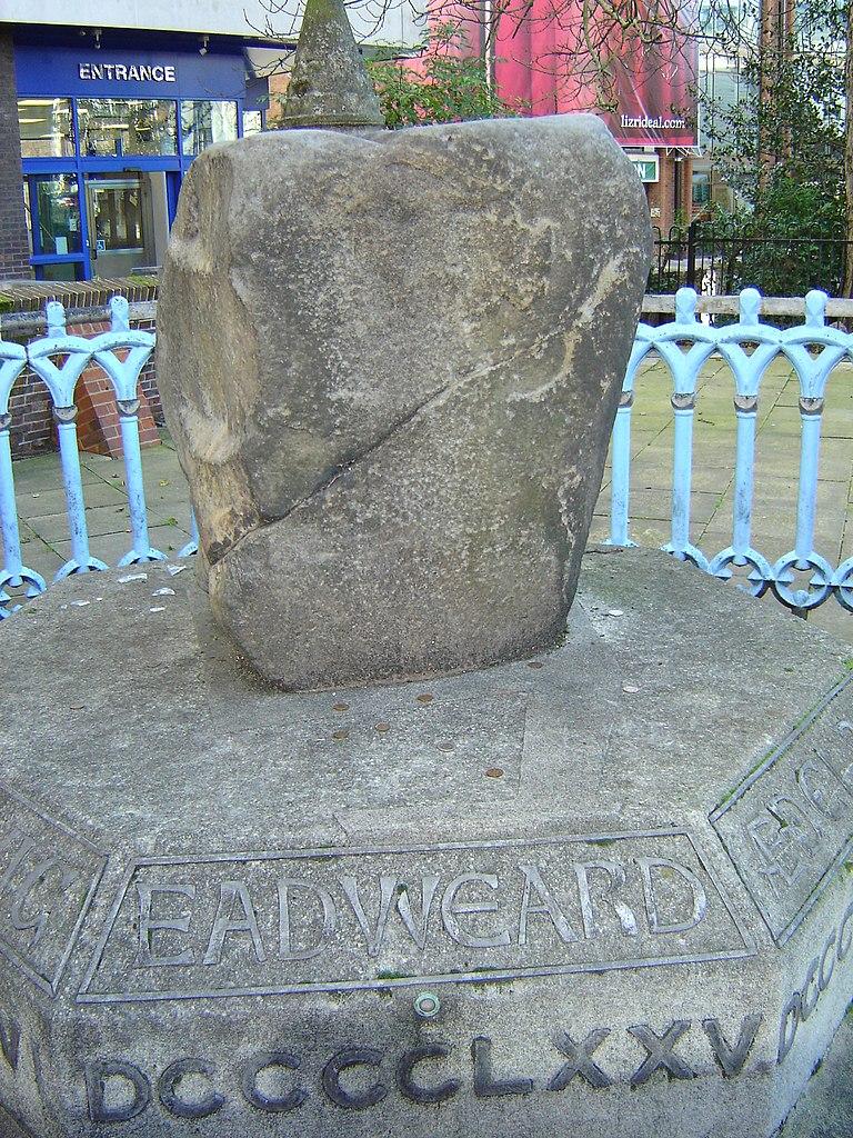 Saxon Coronation Stone