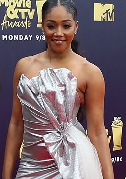 Tiffany Haddish at MTV Awards