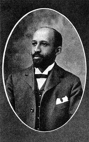 African American author, educator, and politic...