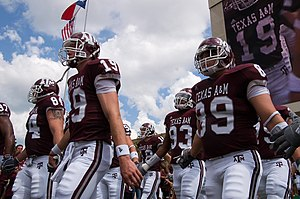 2007 Aggies at Kyle Field