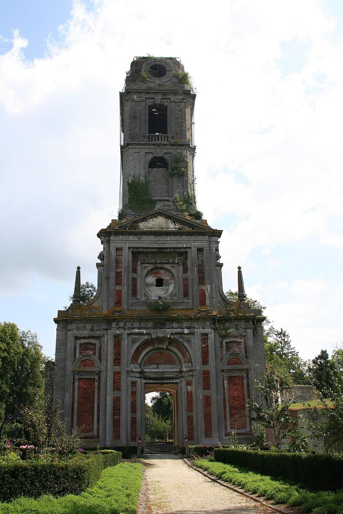 Cambron Abbey Wikipedia