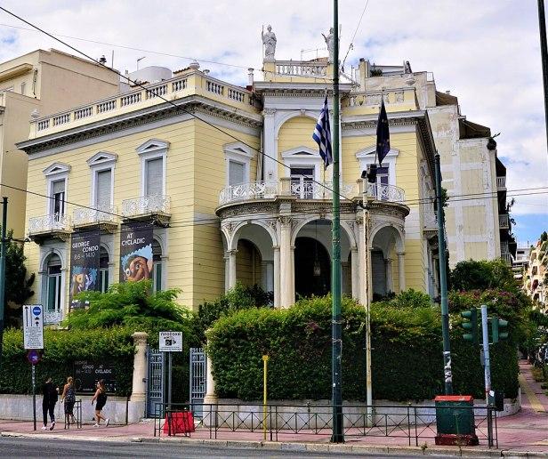 Goulandris Museum of Cycladic Art, Athens