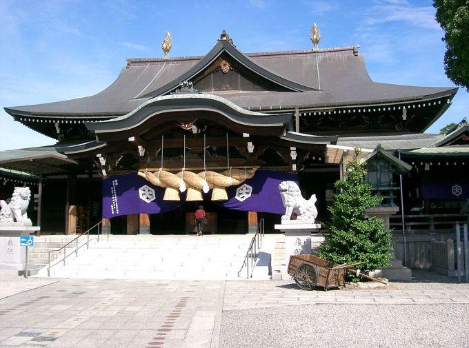 Izumo-Taisya-Osaka-bunshi honden
