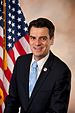 English: Official portrait of US congressman K...