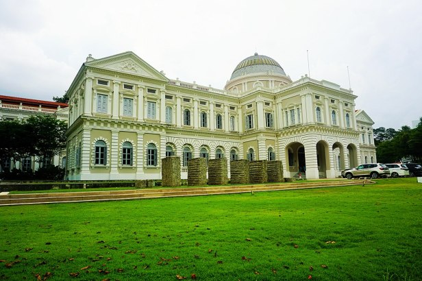 National Museum of Singapore - Joy of Museums - External 2