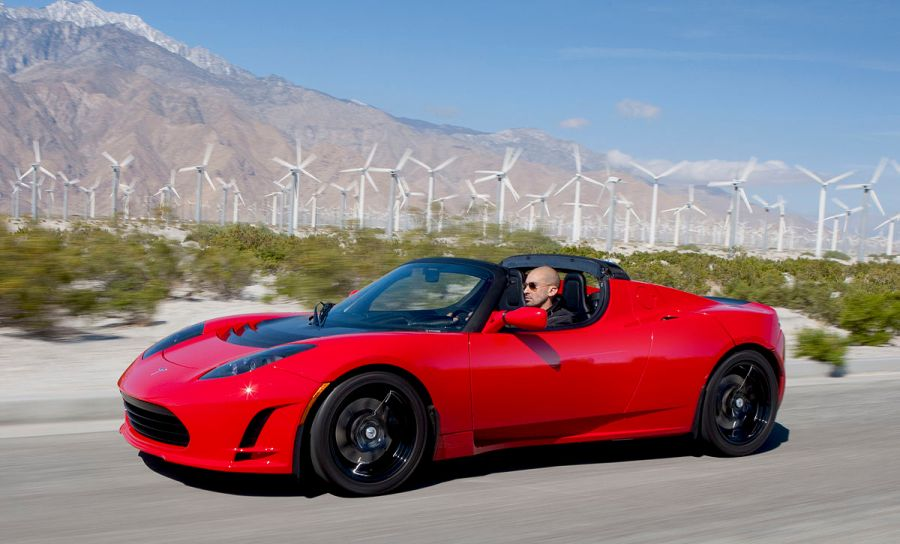 Tesla Roadster  2008    Wikipedia