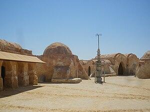 Star Wars Episode I: The Phantom Menace villag...
