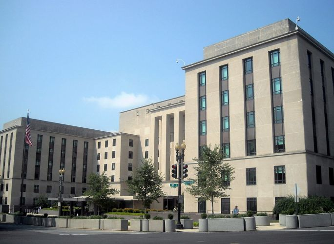 U.S. State Department - Truman Building