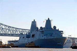 US Navy 070305-N-7559U-003 Pre-Commissioning U...